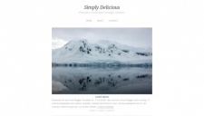 Simply delicious blogger template 225x128
