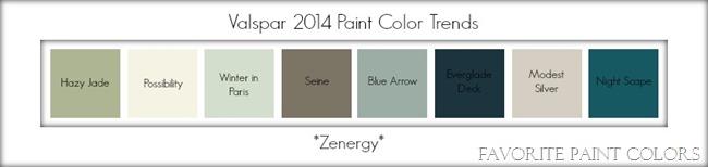 Favorite paint colors 2014 paint color trends benjamin for Benjamin moore paint colors 2014