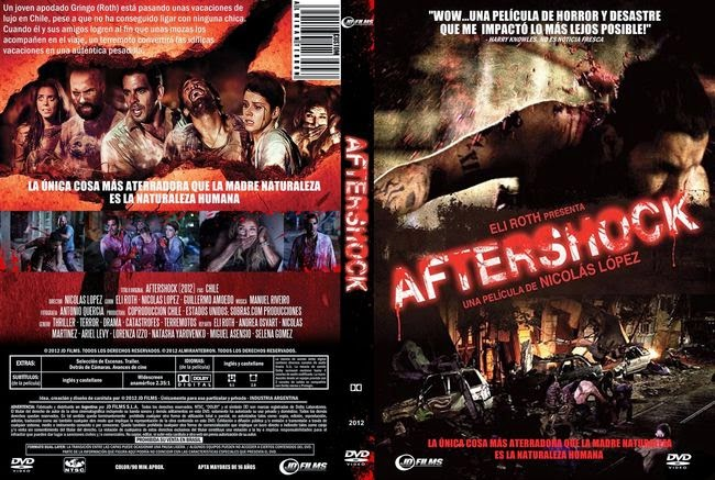 Aftershock – Castellano – DVD9