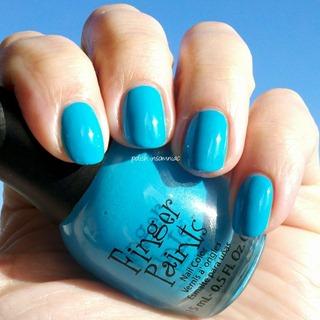 FingerPaints Blue Raspberry Taffy