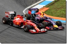 Fernando Alonso e Daniel Ricciardo