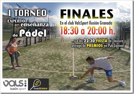 Finaliza con éxito el I Torneo Experto en Enseñanza de Pádel organizado por Padelscience.