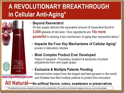 A Revolutionary Breakthrough in Cellular Anti Aging