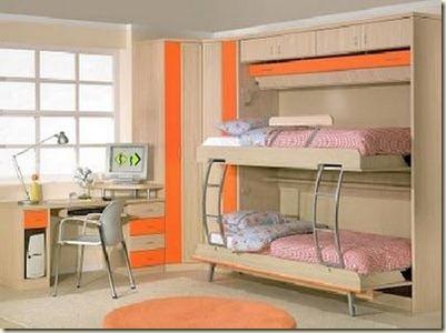decoración de dormitorios juveniles-