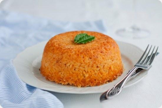 Bomba di riso al fagiano