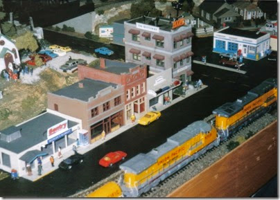 05 LK&R Layout at the Triangle Mall in February 1997