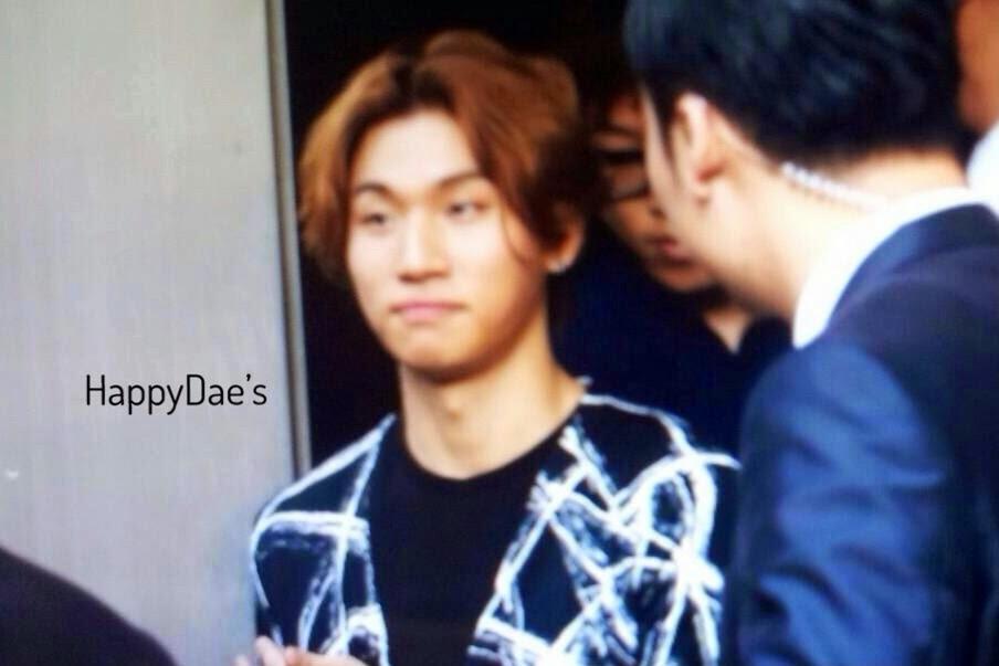 Dae Sung - BIGBANG Fan Meeting in Seoul - 18oct2014 - Fan - Happy Daes - 01.jpg