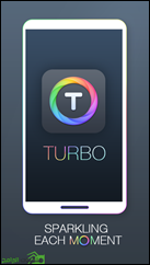 تطبيق Turbo Launcher EX يتميز بجمال الشكل وسرعة الأداء