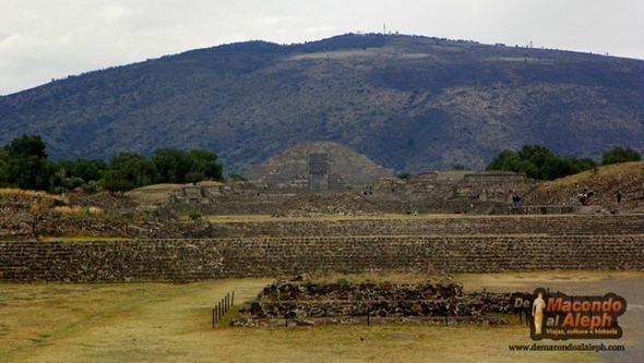 Piramides Teotihuacán México 3