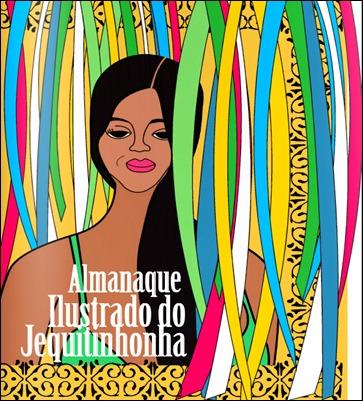 CAPA - Almanaque Ilustrado do Jequitinhonha