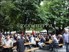 Viktualienmarkt-Beergarden