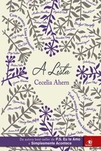 A Lista, por Cecelia Ahern
