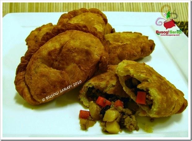 Filipino Pork Empanada © BUSOG! SARAP! 2010