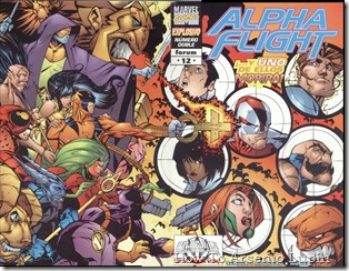 P00012 - Alpha Flight nº012  howto
