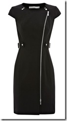 karen millen zip dress