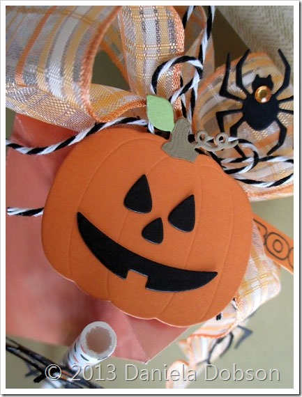 Halloween treat bag 3 by Daniela Dobson