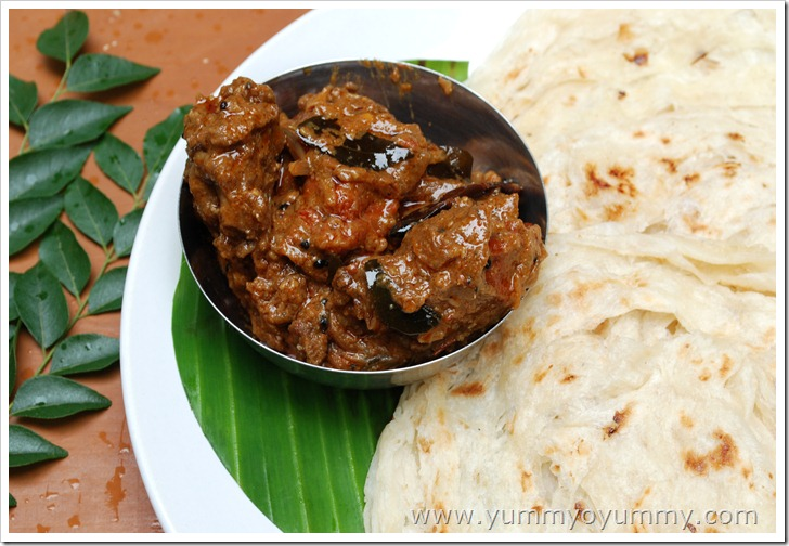 Tharavu curry