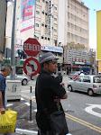 Jalanan di Kota Pineng