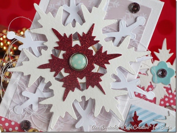 cafe creativo - sizzix big shot - Christmas Step Card (3)