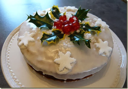 christmas bakewell