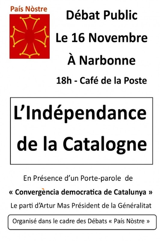 16 novembre a Narbona