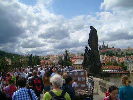 Imagini Cehia: Podul Carol Praga