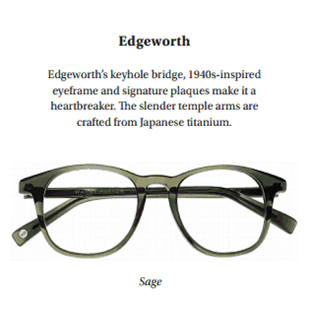 edgeworth sage