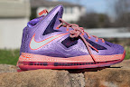 nike lebron 10 gr allstar galaxy 5 02 Release Reminder: Nike LeBron X All Star Limited Edition