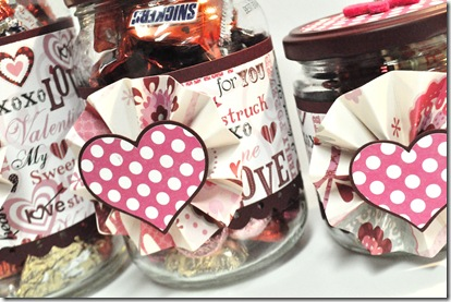 VALENTINE JARS