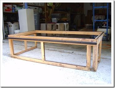 2011-07-15 Bench Seat Frame