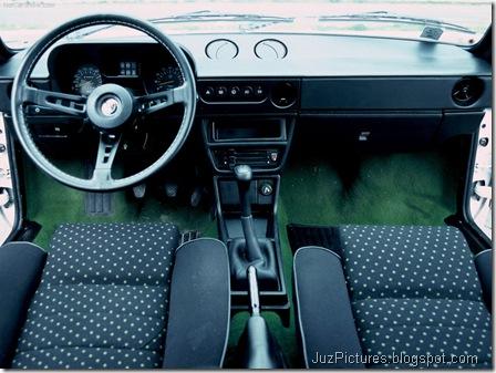 Alfa Romeo Alfasud Sprint Quadrifoglio Verde - Side