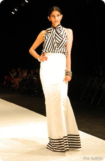 Vanessa Burton - AGFW Fashion Show 2012 (7)