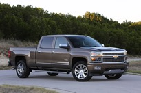 2014 Chevrolet Silverado High Country