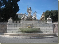 Neptune Fountain (Small)