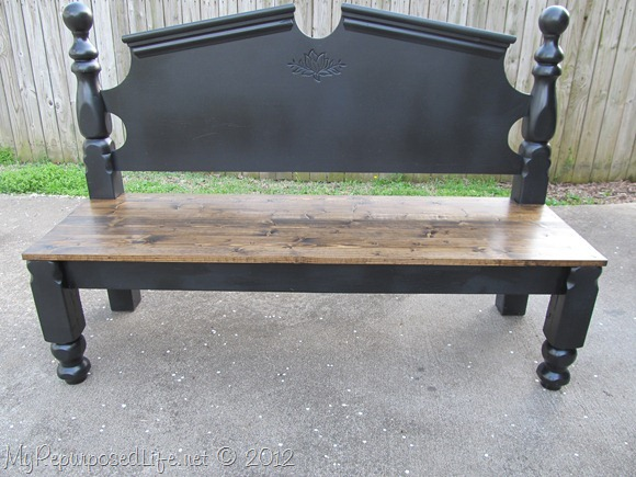 repurposed headboard into bench (15)