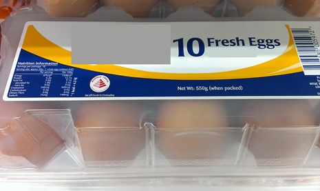 Normal Egg Packaging