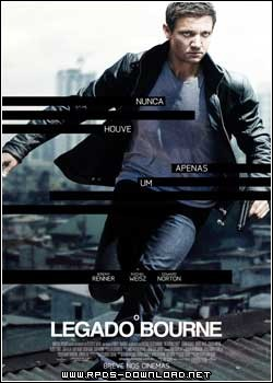 50bfb2dcd7cd3 O Legado Bourne Dublado RMVB + H264 + AVI Dual Áudio BDRip