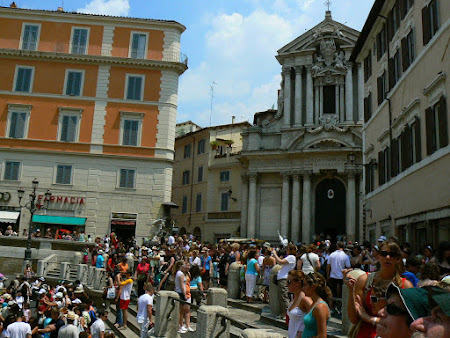Rome: La fontana