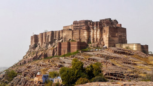 Mehrangarh Fort of Jodhpur, India | Amusing Planet