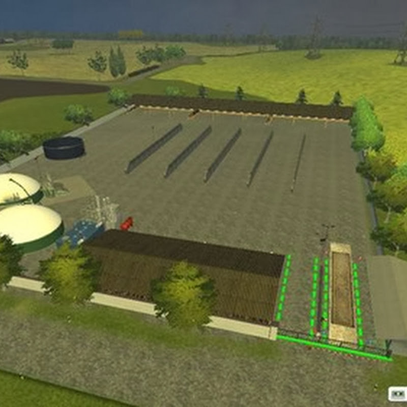 Farming simulator 2013 - Triangle Map v 1.0