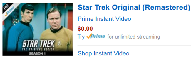Kirk on another Amazon