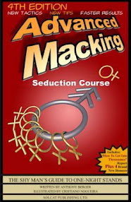 Cover of Anthony Berger's Book Advanced Macking Audios.mp3