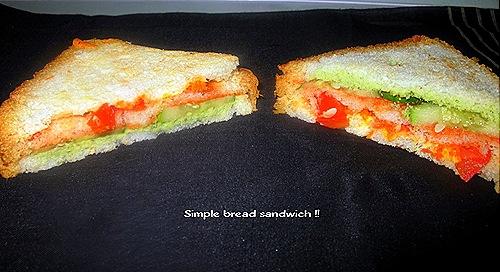 easy sandwich 1