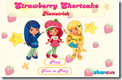 Strawberry Shortcake Memotrick