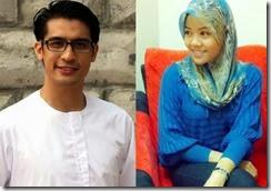 Ashraf Muslim dan Wan Sakinah