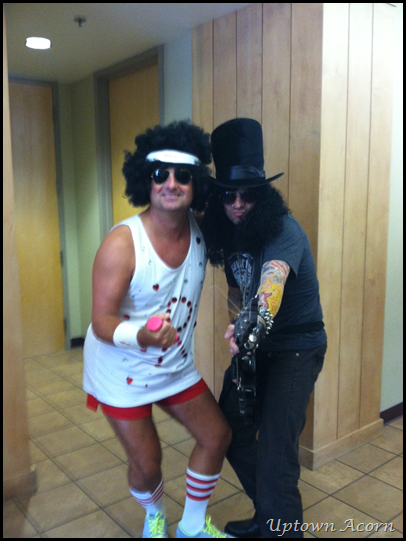 richard and slash