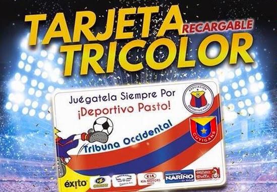 Tarjeta Tricolor