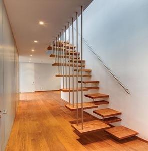 Casa valna dise o jsa arquitectura m xico arquitexs - Diseno de una escalera ...