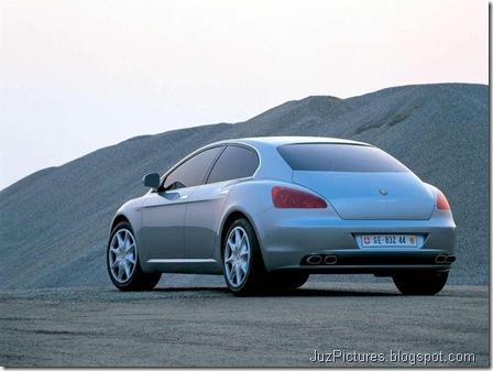 Alfa Romeo Visconti Concept ItalDesign (2004)6