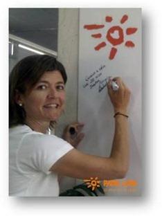 Entrevista a María Silvela ex jugadora profesional, desde la firma Pádel Lobb.
